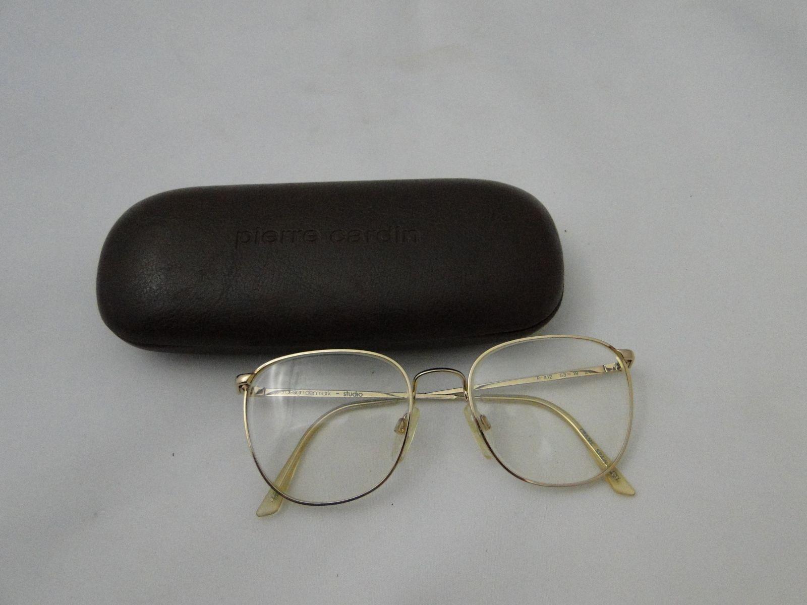 7438 Férfi PIERRE CARDIN dioptriás szemüveg tokba - 12000 Ft ... d9ee8290b7